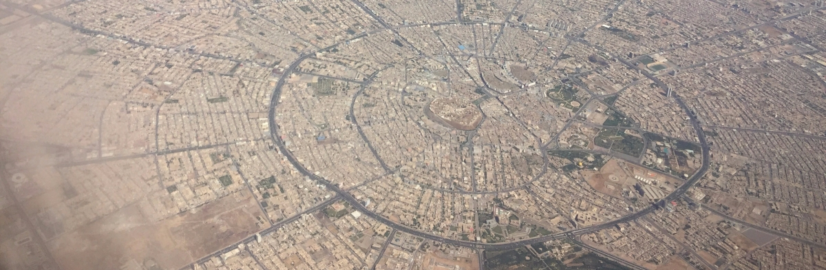 Landung in Erbil