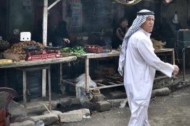 Straßenmärkte in Ost-Mossul.