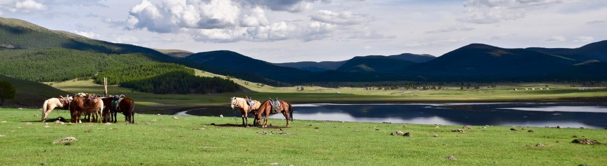 Mongolei: Auf dem Pferderücken zu den Nomaden