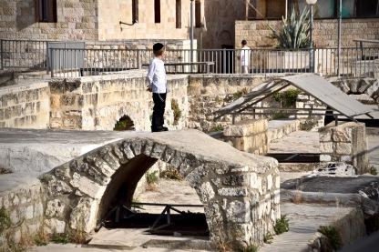 Auf dem Dach - Altstadt Jerusalem