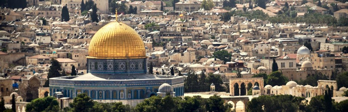 Jerusalem und ihreGegensätze