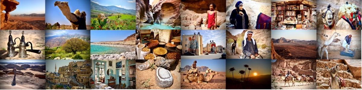 Fotostrecke: Adventskalender Jordanien