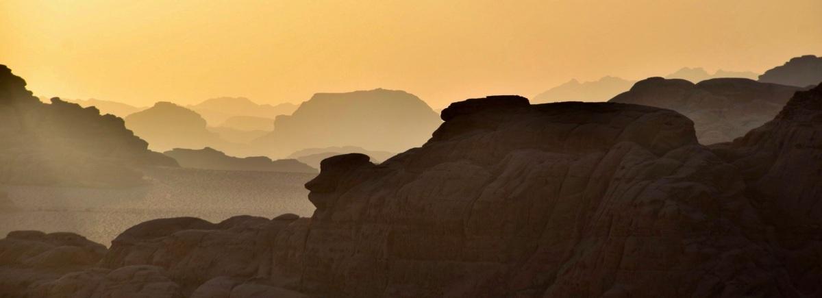 Fotostrecke: Das Geheimnis derWüste